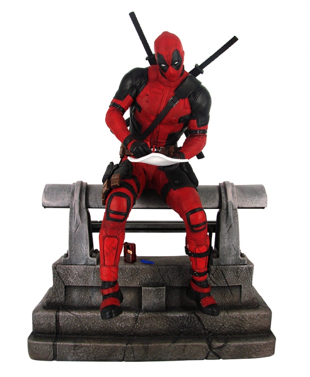 Figura MARVEL Deadpool Movie