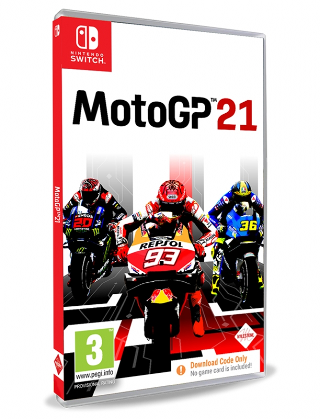 MOTOGP 21 (Oferta DLC) Switch