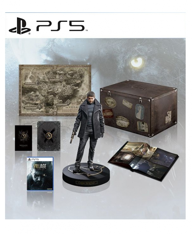 RESIDENT EVIL VILLAGE Collectors Edition (Oferta DLC) PS5