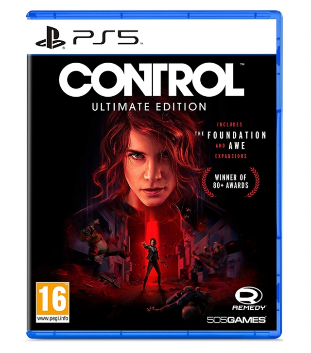 CONTROL Ultimate Edition (EM PORTUGUÊS) PS5