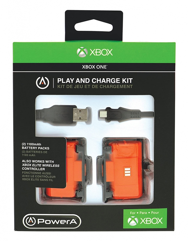 PLAY & CHARGE XBOX ONE