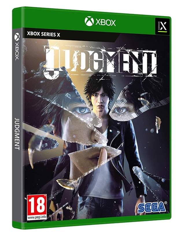 JUDGMENT XBOX ONE | Series X