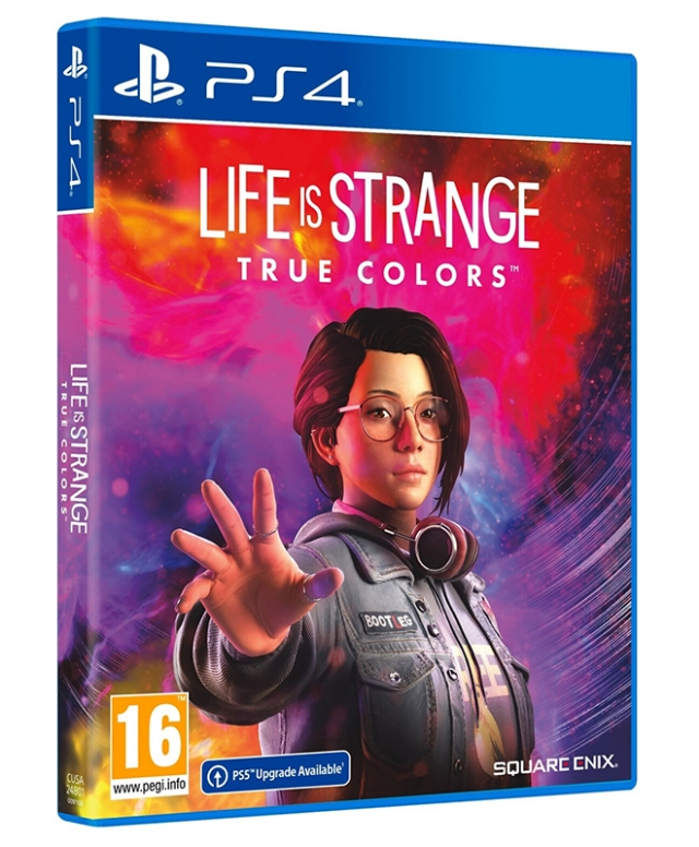 LIFE IS STRANGE True Colors PS4 | PS5