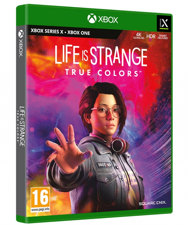LIFE IS STRANGE True Colors XBOX ONE | Series X