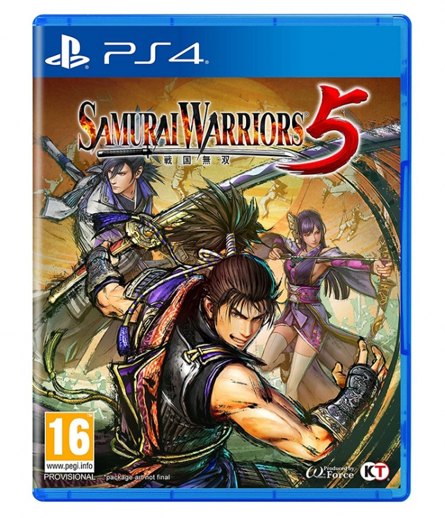 SAMURAI WARRIORS 5 PS4