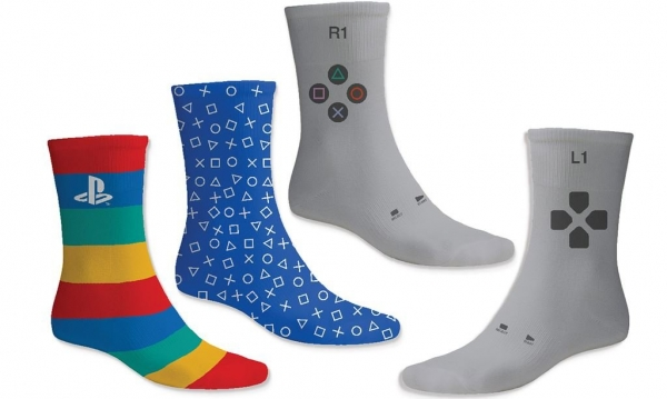 Meias PLAYSTATION (3 pares)