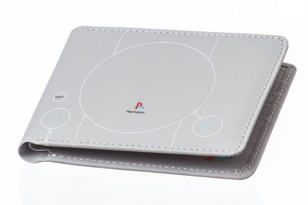 Carteira PLAYSTATION 1 Consola