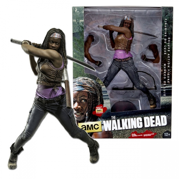 Figura THE WALKING DEAD Michonne (25cm)