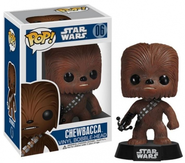 POP STAR WARS #06 Chewbacca
