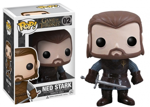 Pop GAME OF THRONES #02 Ned Stark