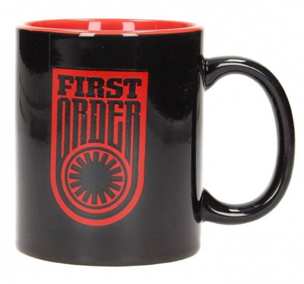 Caneca STAR WARS First Order Symbol & Logo