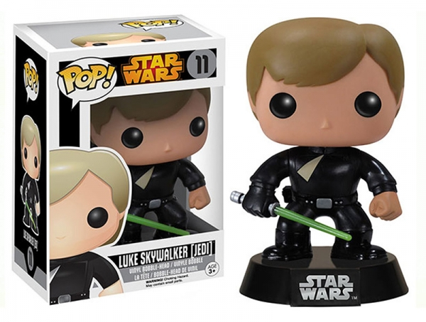 POP STAR WARS #11 Jedi Luke Skywalker