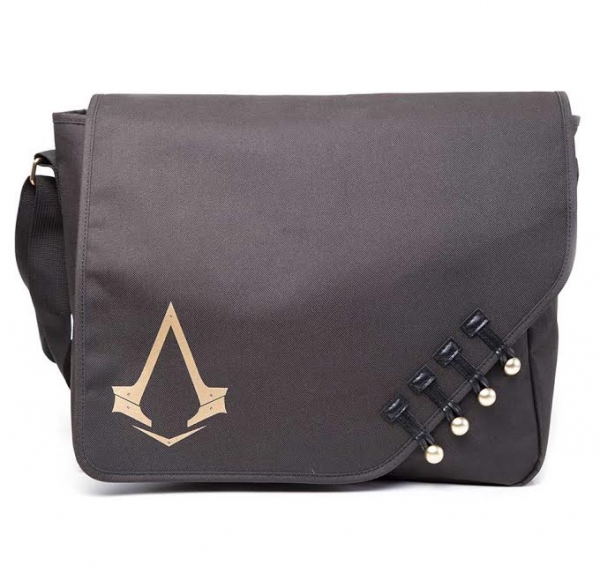 Mala ASSASSINS CREED SYNDICATE Logo Flap