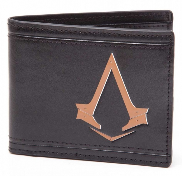 Carteira ASSASSINS CREED Bronze Logo