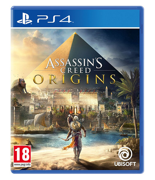 ASSASSINS CREED ORIGINS (EM PORTUGUÊS) Oferta DLC PS4