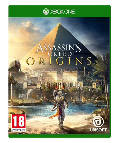 ASSASSINS CREED ORIGINS (EM PORTUGUÊS) XBOX ONE