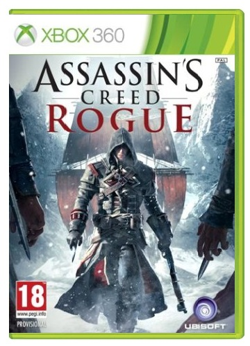 ASSASSINS CREED ROGUE XB360
