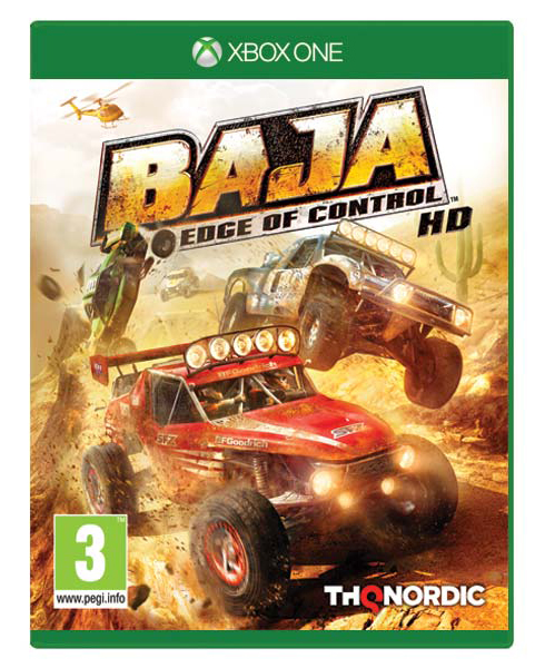 BAJA EDGE OF CONTROL HD XBOX ONE