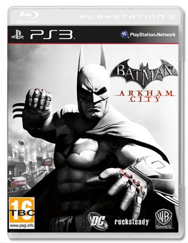 BATMAN ARKHAM CITY (EM PORTUGUÊS) Essentials PS3