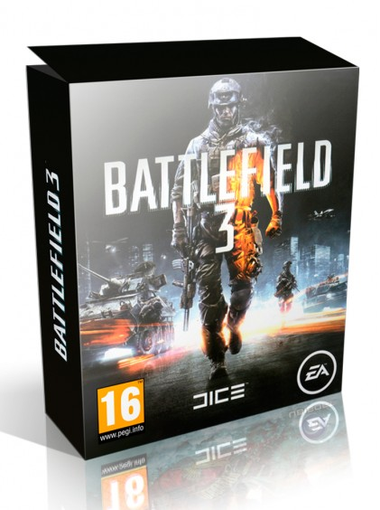 BATTLEFIELD 3 (Jogo Digital) PC