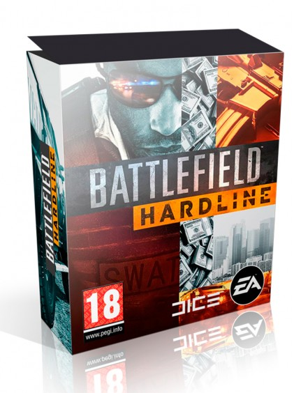BATTLEFIELD HARDLINE (Jogo Digital) PC