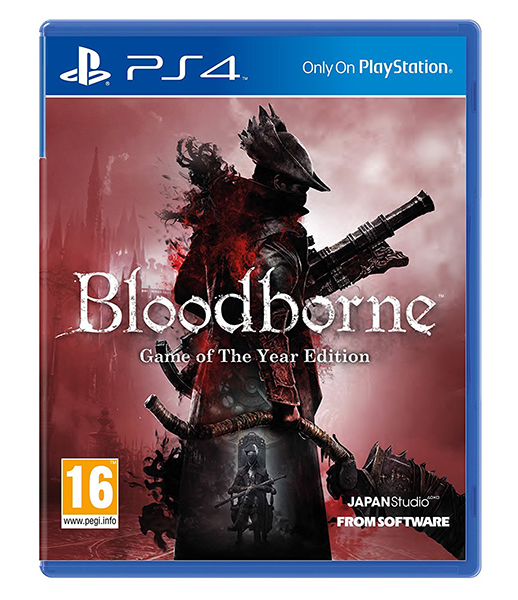 BLOODBORNE Game of The Year Edition (EM PORTUGUÊS) PS4