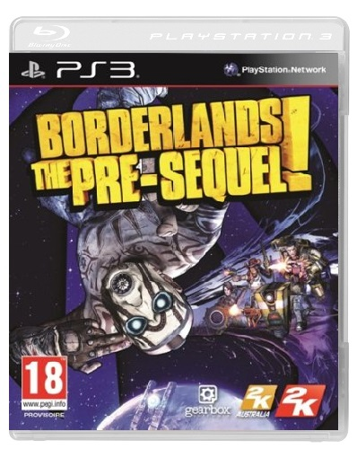 BORDERLANDS THE PRE-SEQUEL! (Oferta DLC) PS3