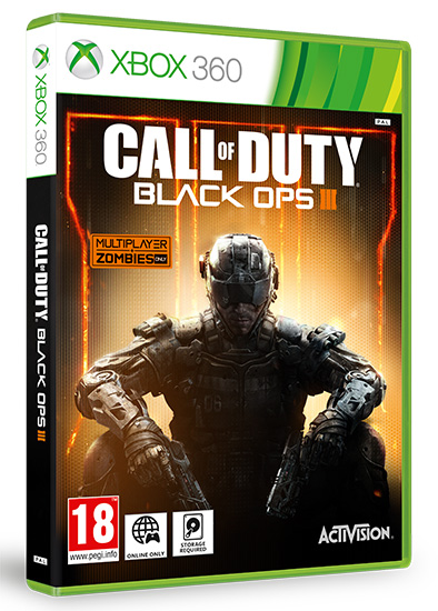 CALL OF DUTY BLACK OPS 3  (Com Oferta) XB360