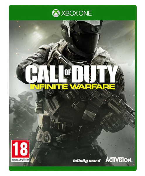 CALL OF DUTY INFINITE WARFARE Day One Edition XBOX ONE