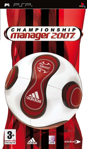 CHAMPIONSHIP MANAGER 2007 PSP