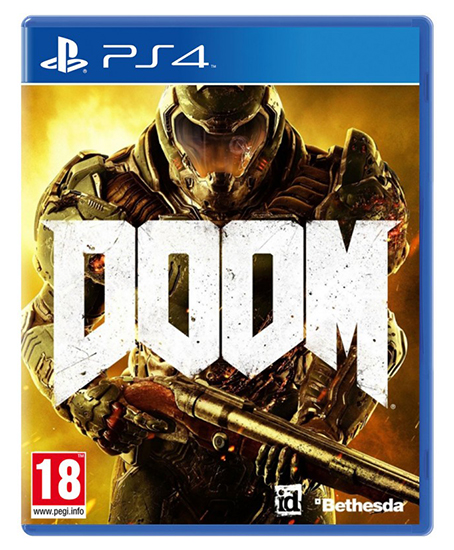 DOOM HITS PS4