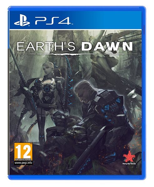 EARTHS DAWN PS4