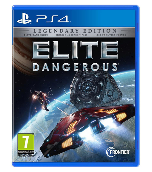 ELITE DANGEROUS Legendary Edition PS4