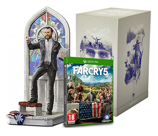FAR CRY 5 The Father Edition (EM PORTUGUÊS) XBOX ONE