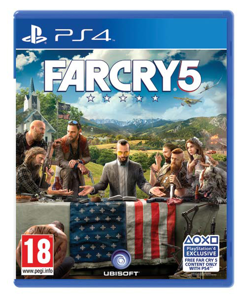 FAR CRY 5 (EM PORTUGUÊS) PS4