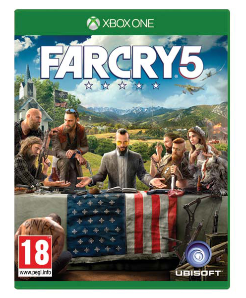 FAR CRY 5 (EM PORTUGUÊS) XBOX ONE