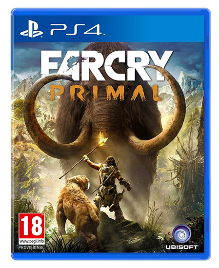 FAR CRY PRIMAL PS4