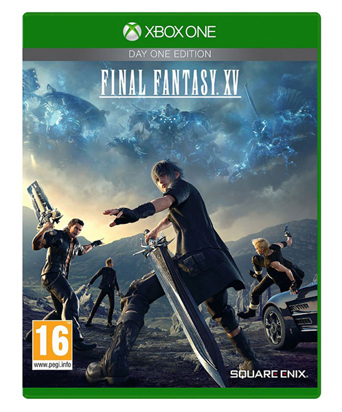 FINAL FANTASY XV Day One Edition (EM PORTUGUÊS) [Oferta DLCs] XBOX ONE