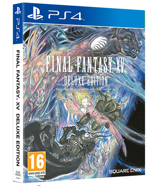 FINAL FANTASY XV Deluxe Edition (EM PORTUGUÊS) PS4