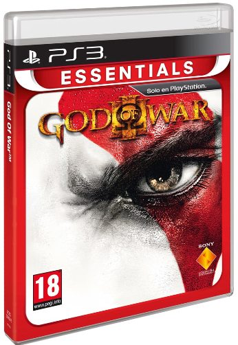 GOD OF WAR 3 (EM PORTUGUÊS) Essentials PS3