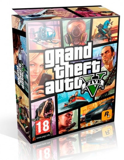 GRAND THEFT AUTO V [Download Digital] PC