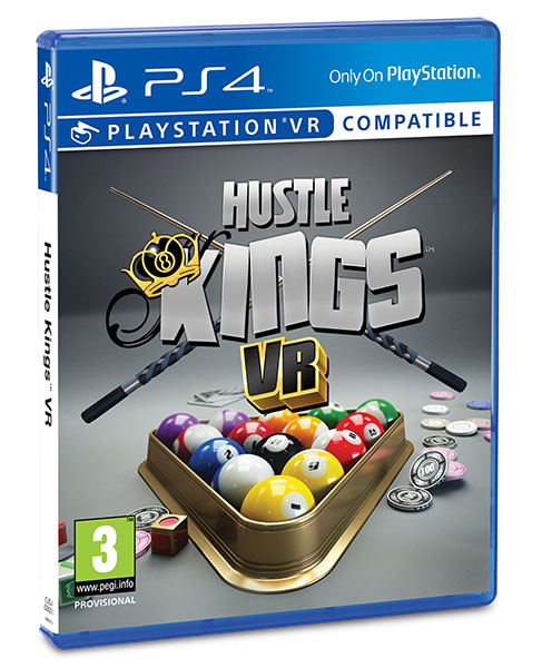 VR HUSTLE KINGS PS4