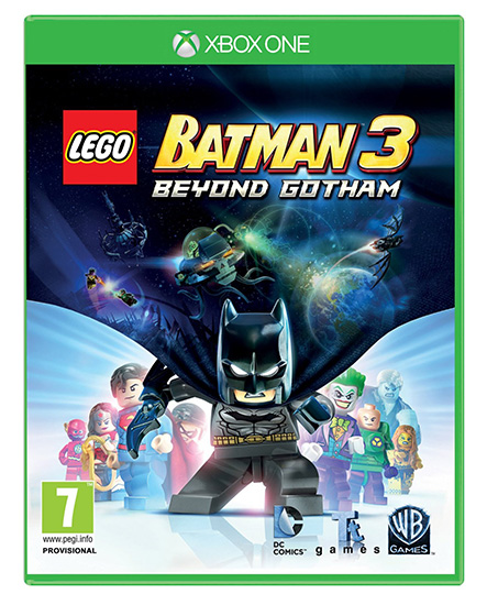 LEGO BATMAN 3 BEYOND BATMAN Toy Edition (Oferta DLC) XBOX ONE