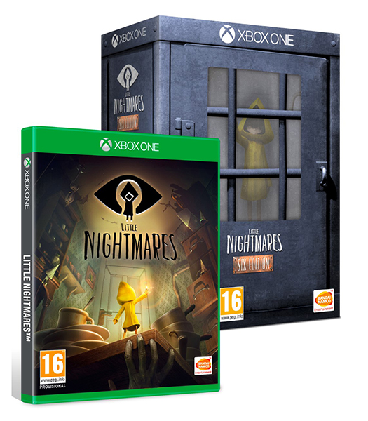 LITTLE NIGHTMARES Six Edition XBOX ONE