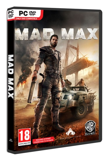MAD MAX (Jogo Digital) PC