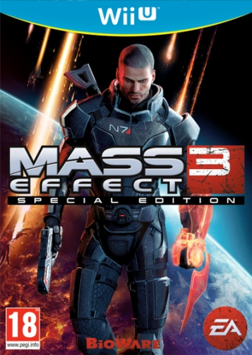 MASS EFFECT 3 - Special Edition Wii U