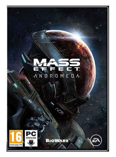 MASS EFFECT ANDROMEDA (Download Digital) PC