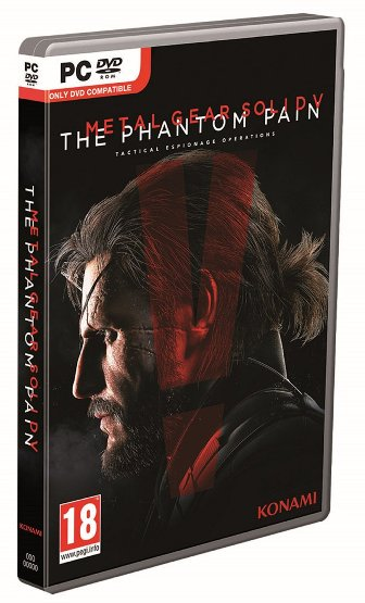 METAL GEAR SOLID V THE PHANTOM PAIN (EM PORTUGUÊS) PC