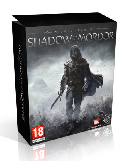 MIDDLE EARTH SHADOW OF MORDOR (Jogo Digital) PC