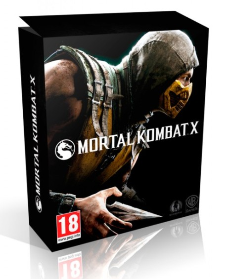 MORTAL KOMBAT X (Jogo Digital) PC